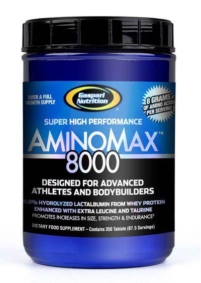AminoMax 8000 (350 таб.)