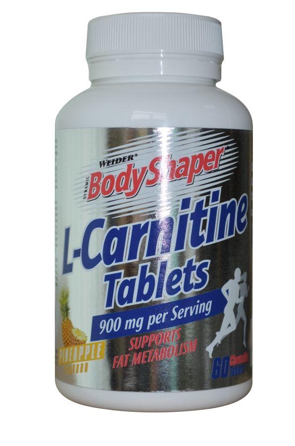 L-Carnitine Tablets (60 таб.)