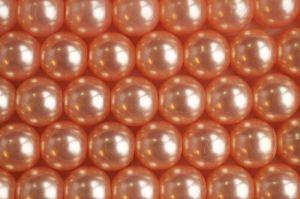 Бусы 6 мм, цвет В11 (1 уп. = 50г)