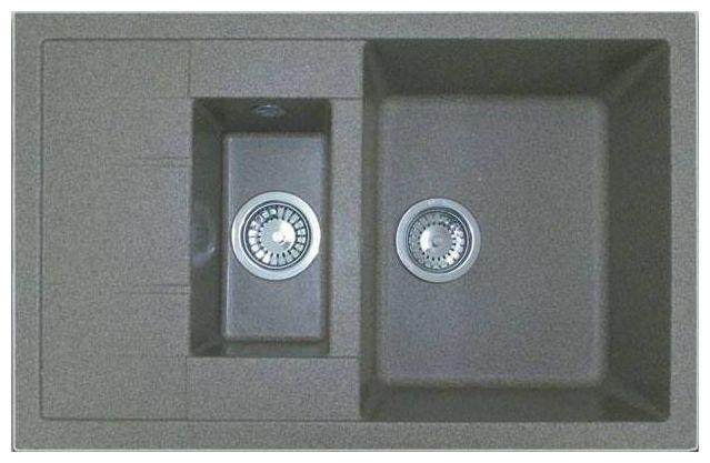 Кухонная мойка GranFest Quadro GF-Q775KL