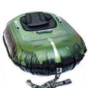 Тюбинг-машинка Snow Cars Tank