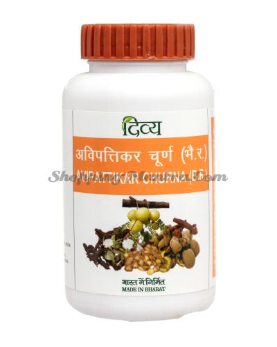 Авипаттикар чурна Патанджали Аюрведа для пищеварения | Divya Patanjali Avipattikar Churna