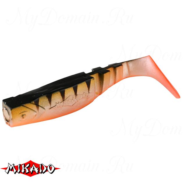 Виброхвост Mikado FISHUNTER 7 см. / 126  уп.=5 шт., упак