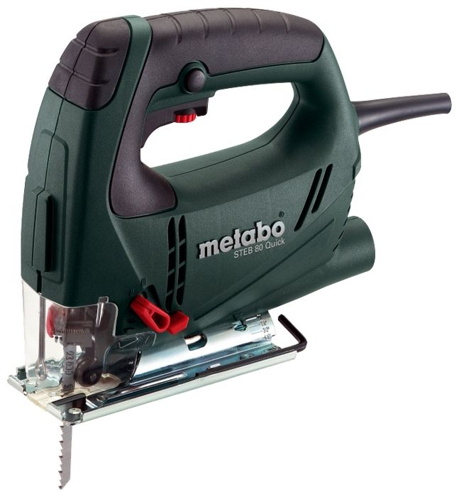 Лобзик METABO STEB 80 Quick кейс (601041500)