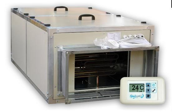Приточная установка Breezart 2500 Lux