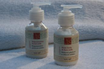 Омолаживающее (восстанавливающее) крем-молочко для лица 100мл