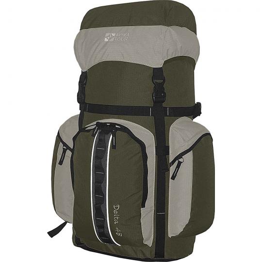 Рюкзак  NovaTour  Дельта 45 N нави/серый