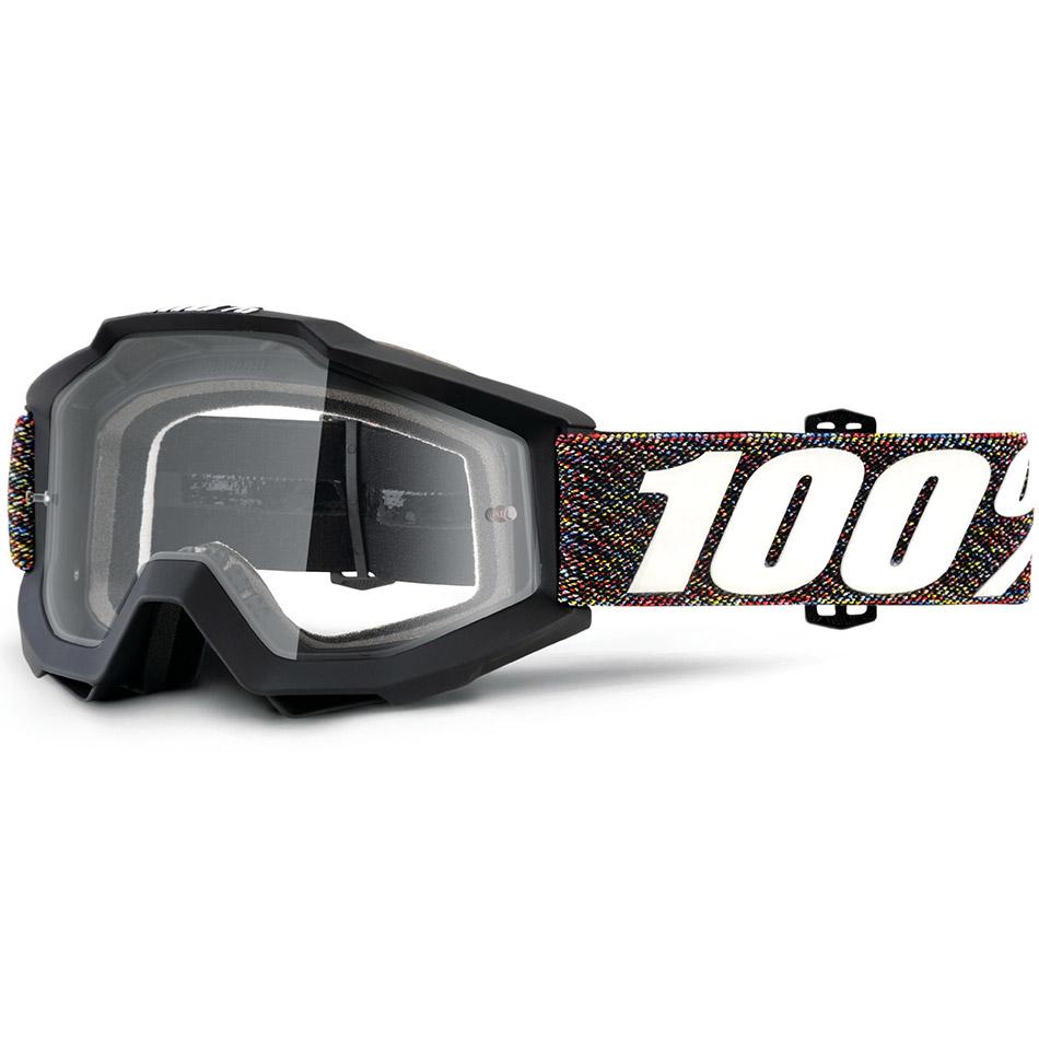 100% - Accuri JR Krick Clear Lens, очки подростковые