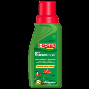 """Удобрение """"BONA FORTE"""" для гидропоники 250 мл"""