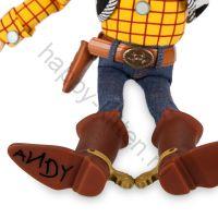 Кукла шериф Вуди Дисней говорящий с надписью Энди