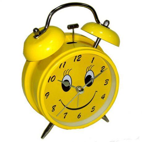 Часы будильник (D-11,6 см)