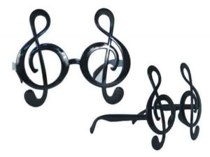 Очки «Скрипичный ключ»