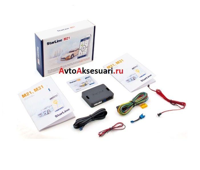 Охранно-поисковый модуль StarLine M21 (GSM/GPS)