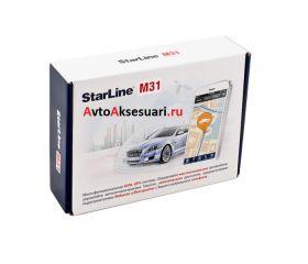 Охранно - поисковый модуль StarLine M31 (GSM/GPS)
