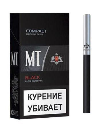 Сигареты MT Black compact size