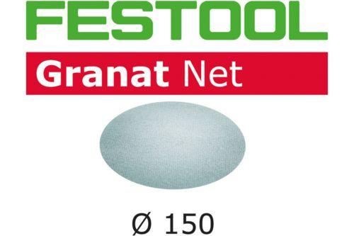 Круг шлифовальный на сетчатой основе STF D150 P400 GR NET/50