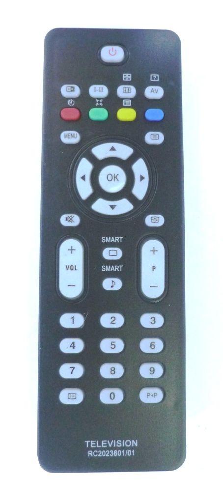 Philips RC2023601 (TV) (черный) (20PFL5122/58, 26PFL3312S, 26PFL5322/12 (LCD), 26PFL5322S/60 (LCD), 26PFL7332S, 32PFL3312/10 (LCD), 32PFL3312S, 32PFL5322/10 (LCD), 32PFL5322S, 32PFL5332/10 (LCD), 32PFL5332S, 37PFL3312/10 (LCD), 37PFL3312S)