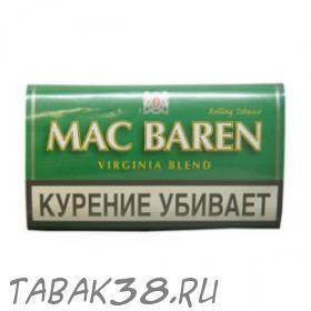 Табак сигаретный Mac Baren VIRGINIA BLEND 40гр