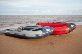 Надувная лодка ГРУПЕР-450