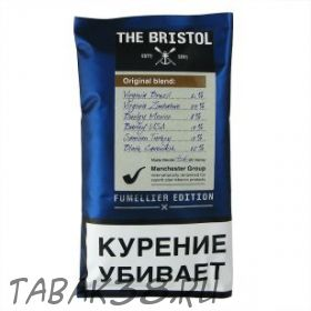 Табак THE BRISTOL Original Blend 40г
