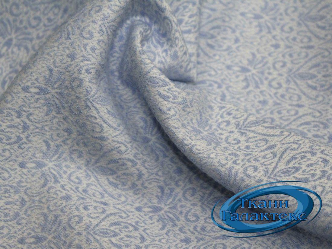 Костюмная ткань жаккард VT-9582/C#3