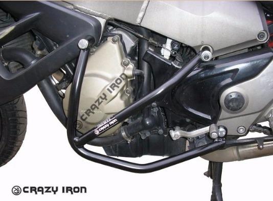 [CRAZY IRON] Дуги для Honda X11 2000-2003 + слайдеры на дуги