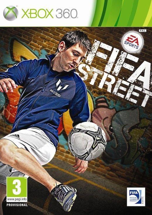 Игра Fifa Street (Xbox 360)