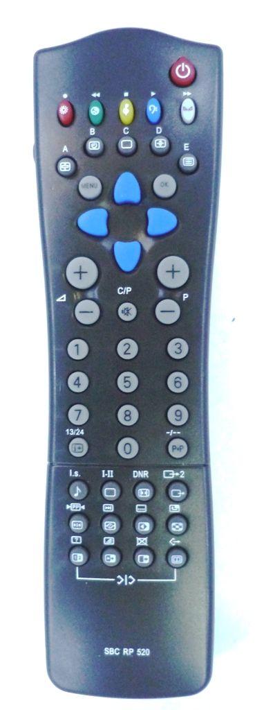 Philips SBC RP520 (TV,VCR) с t/t (25PT7106, 25PT8304, 29PT8324, 29PT9007, 29PT9416, 28PT7306, 32PW8505, 32PW8806, 32PW9535, 32PW9545, 32PW9765)