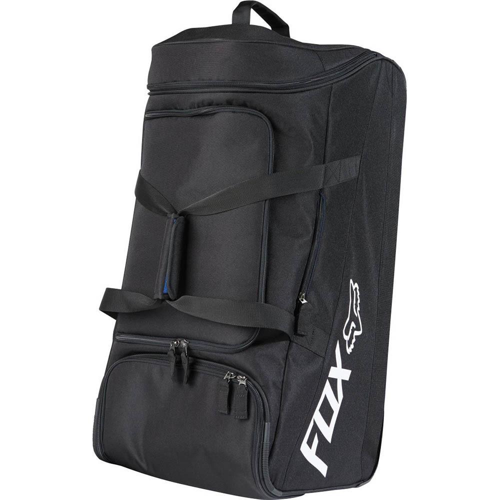 Fox - 2018 Track Side Gearbag Roller Black сумка для экипировки, черная