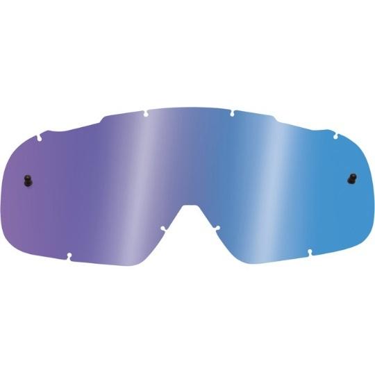 Fox - 2018 Air Defence lenses Blue Spark линза зеркальная, синяя