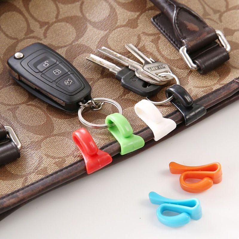 Держатель ключей Key Clip (2 шт)