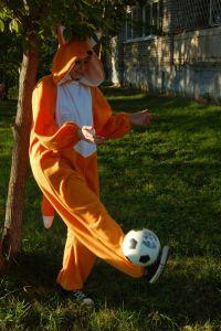 Кигуруми лисы