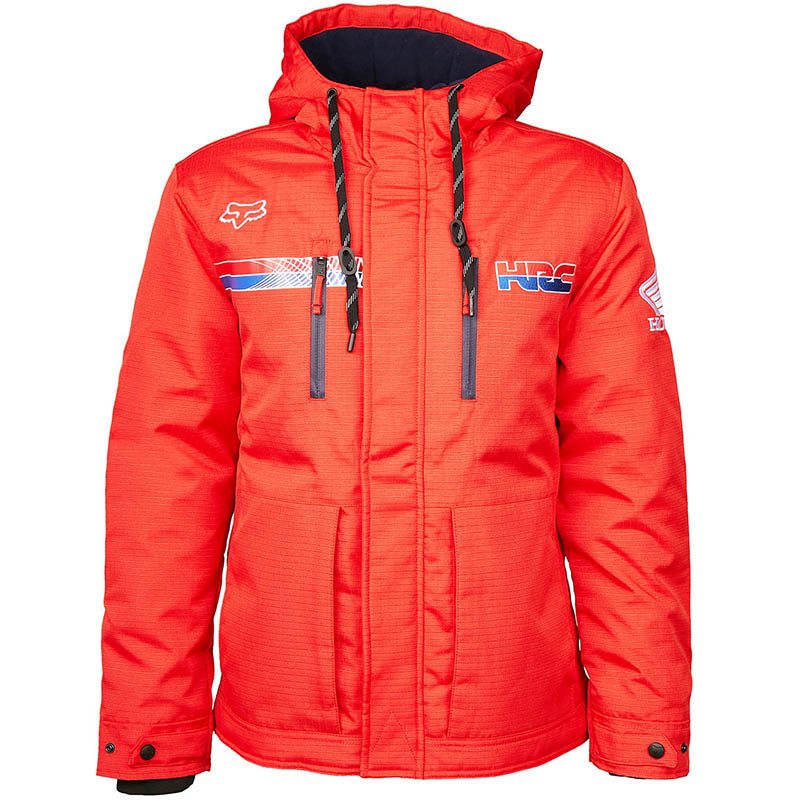 Fox - HRC Gariboldi Roosted Jacket Red куртка, красная