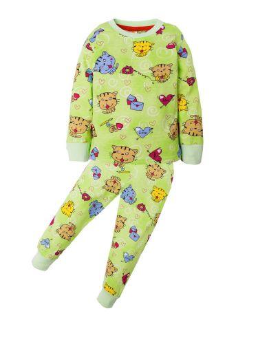 Пижама для девочек 1-5 лет BNU306