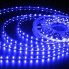 Светодиодная лента LED  12V 5 метров  интерьерная (Синяя)