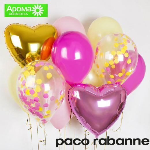 Набор арома шаров Olympea (Paco Rabanne)
