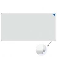 Доска магнитно-маркерная BRAUBERG 90×180 см, УЛУЧШЕННАЯ алюминиевая рамка 231716