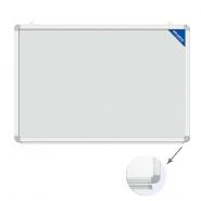 Доска магнитно-маркерная BRAUBERG 60×90 см, УЛУЧШЕННАЯ алюминиевая рамка 231714