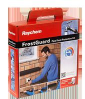 Raychem Комплект для обогрева труб FROSTGUARD-2M + Устройство управления FrostGuard-ECO