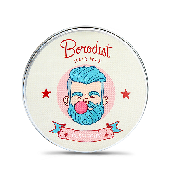 Воск Borodist «Bubblegum» для волос