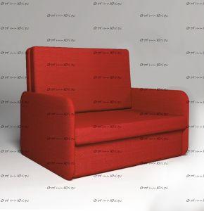 Раскладной диван-кресло Бланес-3 (90х170)