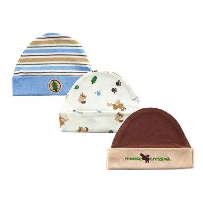 Комплект шапочек Лосёнок