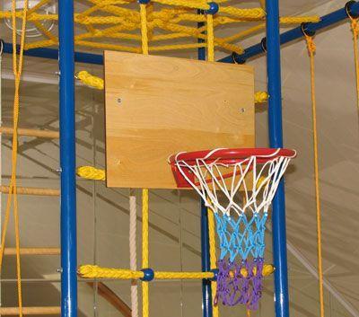 Кольцо баскетбольное среднее
