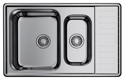 Кухонная мойка OMOIKIRI Sagami 79-2 IN 4993447
