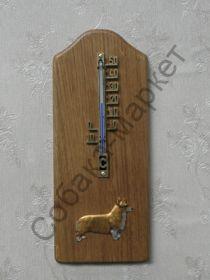 Вельш корги пемброк термометр Чехия