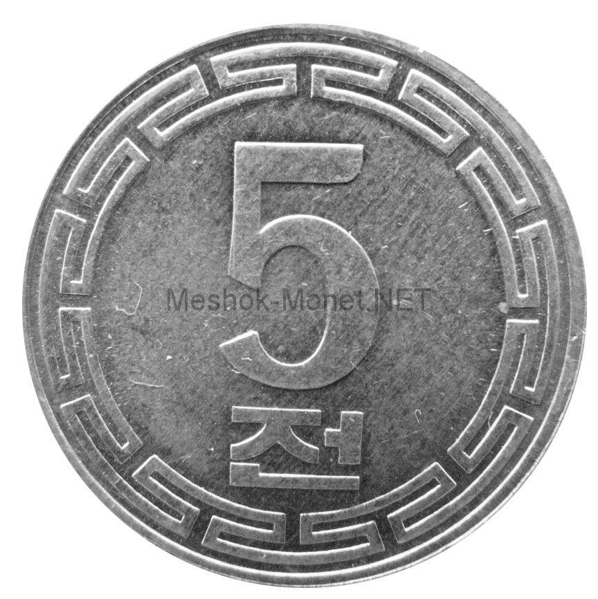 Северная Корея 5 чон 1959 г.