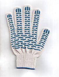 Перчатки х/б 5 нитей с наладонником (10 пар)