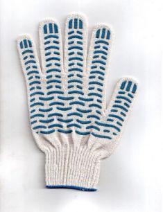 Перчатки х/б 5 нитей с наладонником