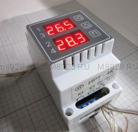 Регулятор температуры ИРТ-4К-3