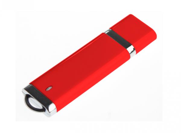 4GB USB-флэш накопитель Apexto U206, светлый красный
